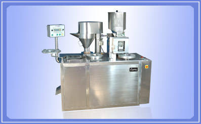 Semi-Automatic Capsules Filling Machines