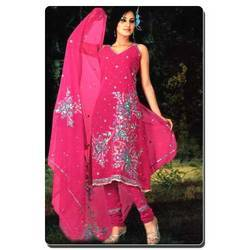 Embroidery Salwar Suit in  Lajpat Nagar - Iv