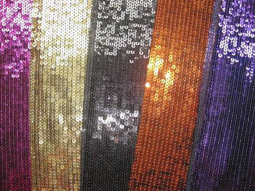 Embroidery Sequin Fabric