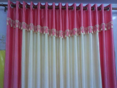 Curtain in una kumbraiya road surat shri umiya home for Household design 135 curtain road