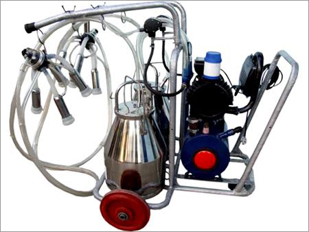 Mobil Trolley Milk Machine