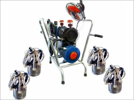 Floor Mounted Milk Machine