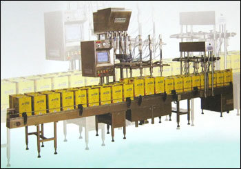 Can And Drum Filling Machines in   301 Sk. No.10