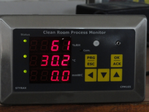 Clean Room Process Monitor in  Dhulapally