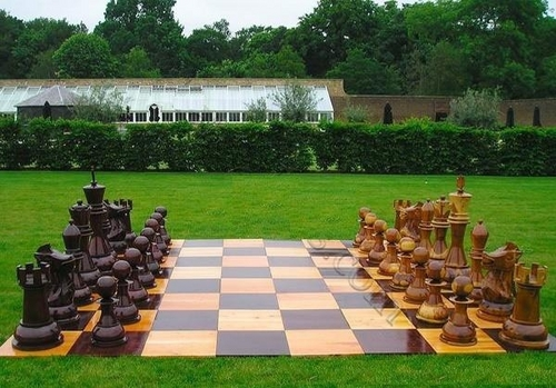 Marvelous Garden Chess Set In Dombivili (W)