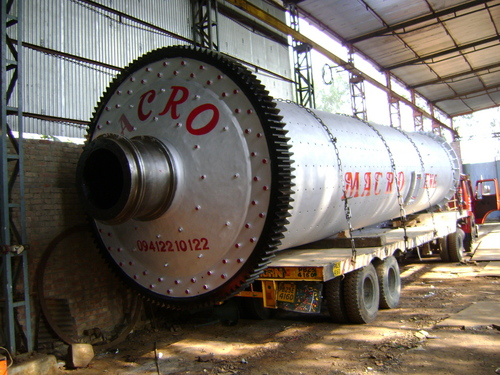 Industrial Ball Mill in  Muzaffarnagar