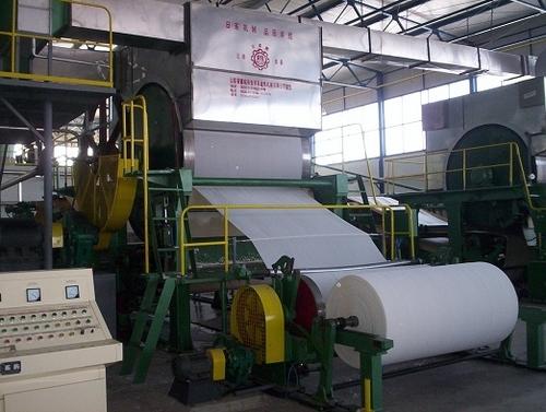 Pressure Formation Yankee Tissue Paper Machine