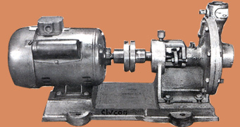 Self Priming Single Stage Centrifugal Pumps