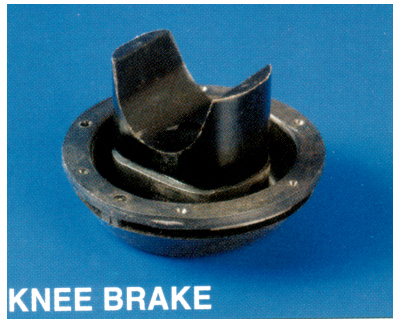 Textile Machine Knee Brake