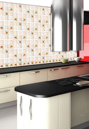 Kitchen Tiles India kitchen concept tiles in national highway 8 a, morbi - exporter