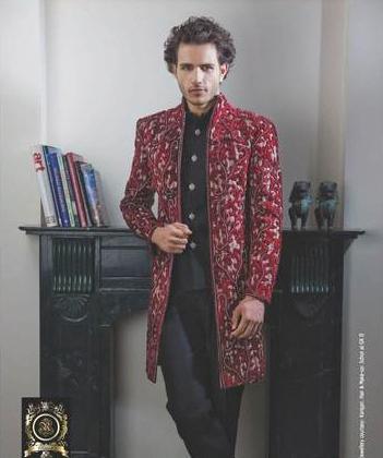 Mens Fancy Sherwani
