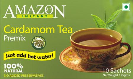 Single Serve Instant Cardamom Tea