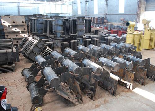 Industrial Distribution Transformer Tanks