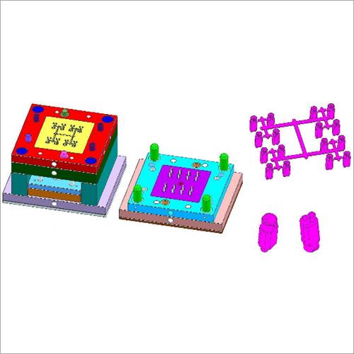 16-Cavity 2 Plate Full Auto Molds