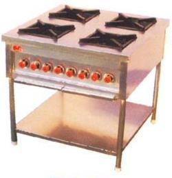 Four Burner Cooking Ranges