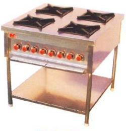 Four Burner Cooking Ranges in   Industrial Area