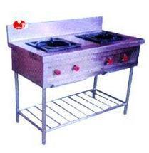 Two Burner Cooking Ranges in   Industrial Area