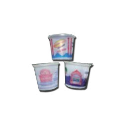 Ice Cream Containers