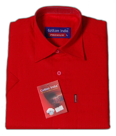 Mens Red Color Shirts In R S Puram Coimbatore Manufacturer