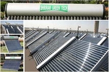 Solar Water Heating System in  Barakhamba Road