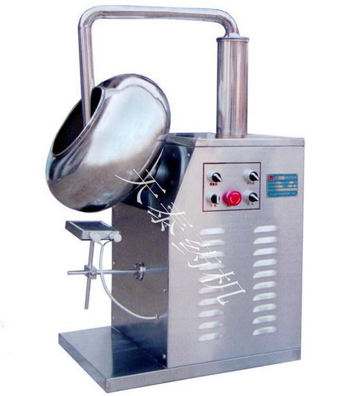 BY-300/400 Water Chestnut Mode Sugar Coating Machine