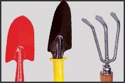 Small Hand Garden Tools