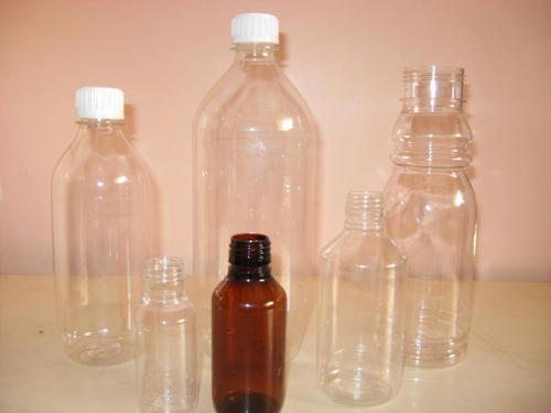HDPE And PP Bottles