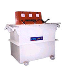 Oil Cooled Three Phase Manual Servo Stabilizers in  Dlf Indl. Area