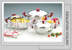 Insulated Steel Hot Pots