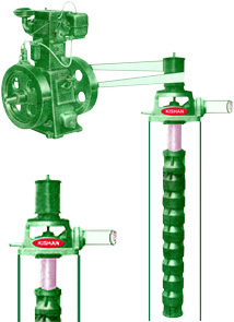 Agricultural Turbine Pumps