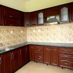 Kitchen furniture suppliers manufacturers dealers in for Interwood kitchen designs pakistani
