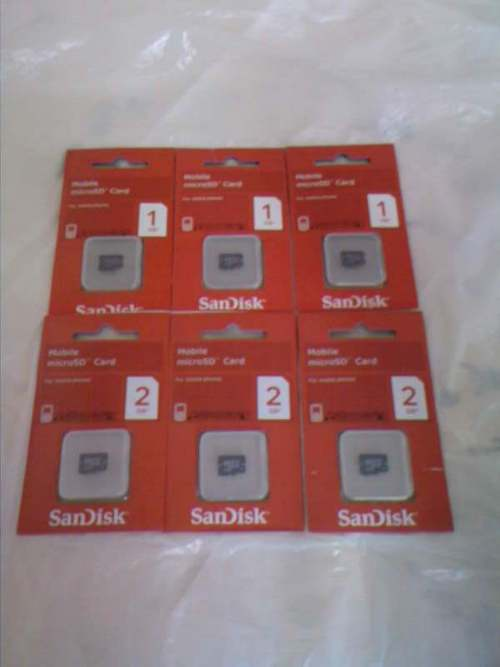 Sandisk Micro Sd Cards