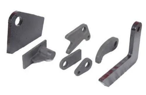 Profile Cut Components in  Kopar Khairne