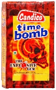 Time Bomb Bubble Gums