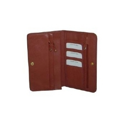 Tri Fold Ladies Wallet