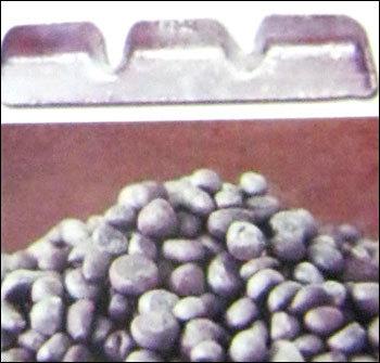 Aluminium Shots And Notch Bars
