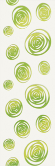 Bloom Green Decor Wall Tiles