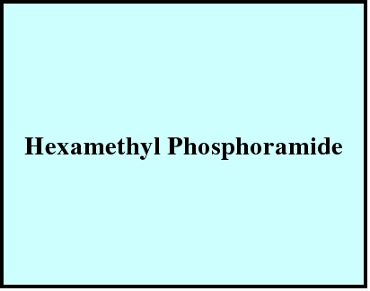 Hexamethyl Phosphoramide in   Jiangdong district