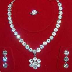 American Diamond Set