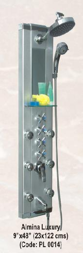 Almina Luxury Robo Shower Panels in  Nihal Vihar