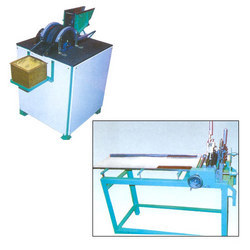 Exhaust Tube Cutting Machines With End