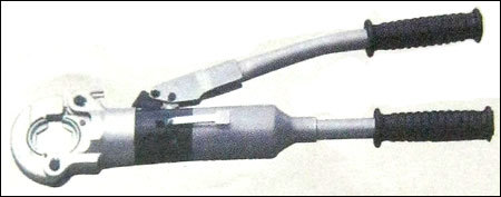 Flip Type Hand Operated Hydraulic Crimping Tool