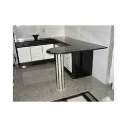 Kitchen Granite Platform In Wanorie Pune Compudeck Interior Decorators