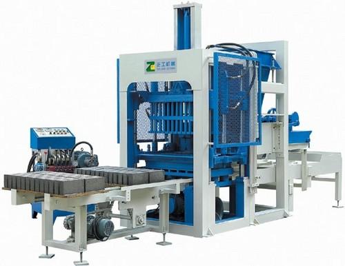 Concrete Block Making Machine Qt4 20 In Quanzhou Fujian
