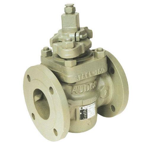 Audco plug valves