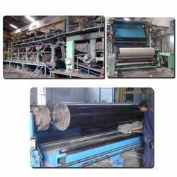 Paper Mill Rollers