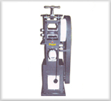 Roll Press Machine With Full Stand