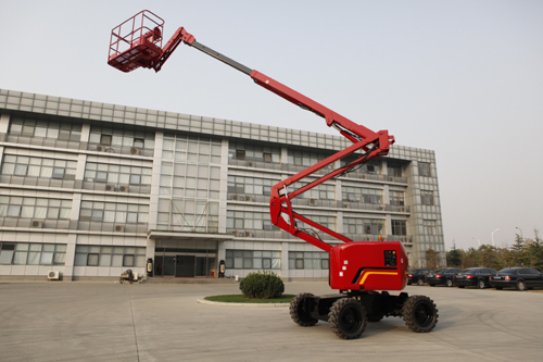 Articulated Boom Lifts in   Haidian District