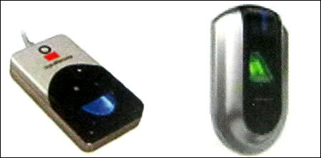 Pc Linked Fingerprint Readers