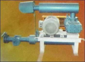 40 Hp Flyash Feeding Pump in  New Area